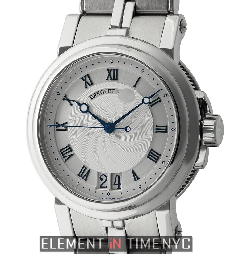 Automatic Big Date Stainless Steel 40mm