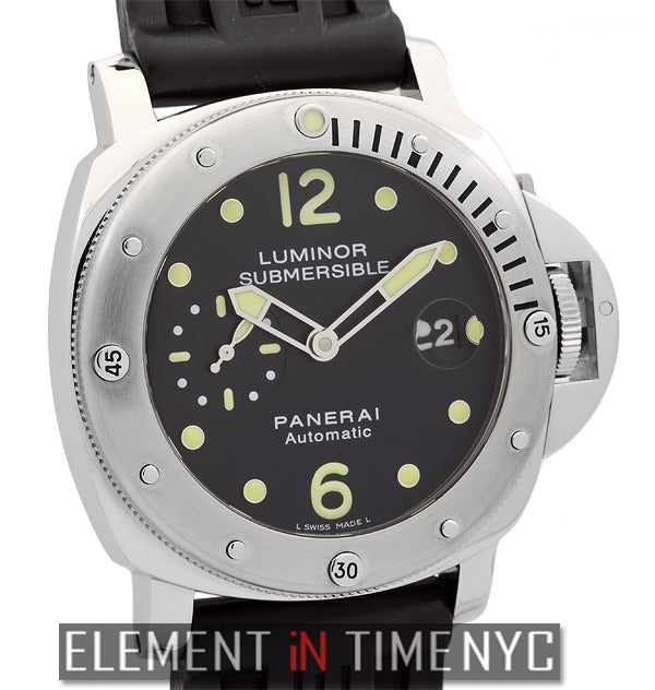 Luminor Submersible Steel 44mm K Series