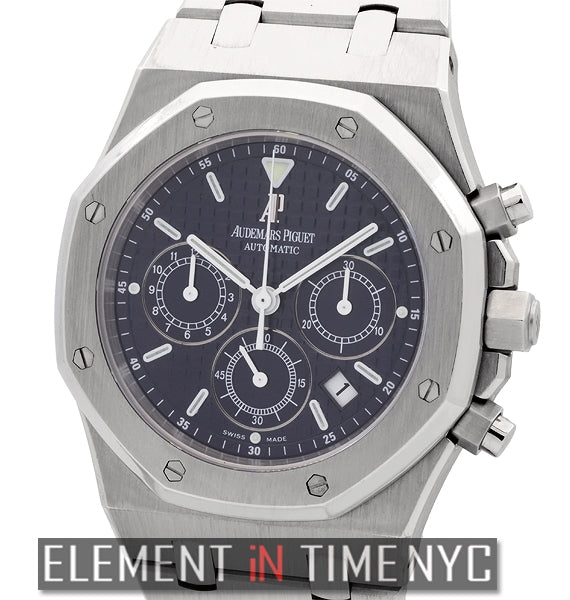Chronograph 39mm Blue Dial