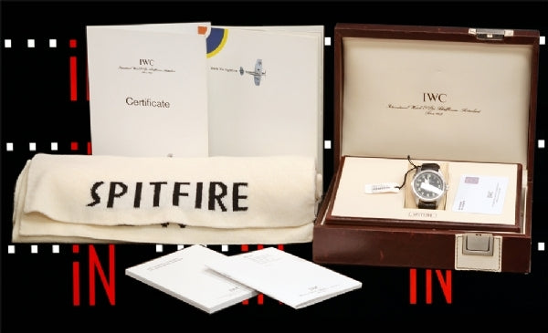 Pilot Mark XV Spitfire Limited Edition 38mm 1000 Pieces