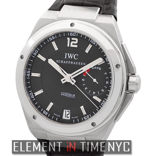 Ingenieur 7 Days Power Reserve Stainless Steel