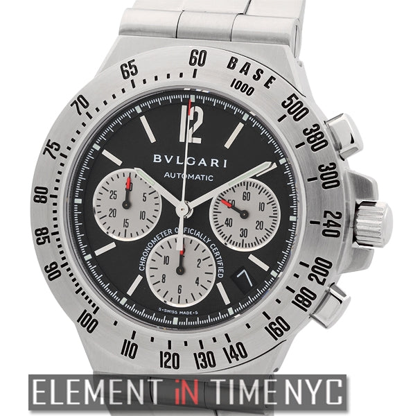 Professional Chronograph Stainless Steel