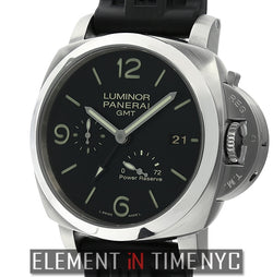 Luminor 1950 3 Days Power Reserve GMT 44mm O Series 2012