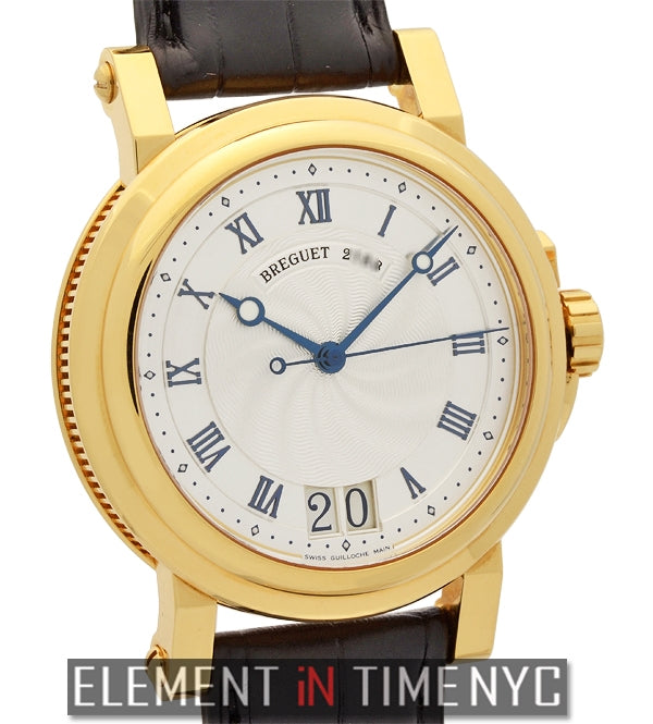 Automatic Big Date 18k Yellow Gold 40mm