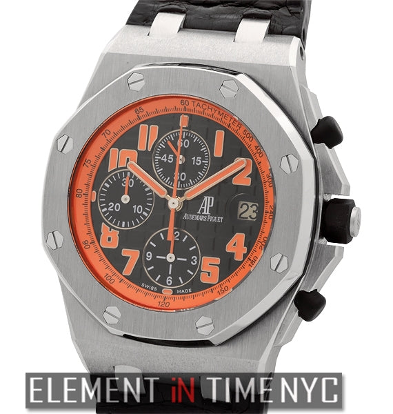 Chronograph Volcano 42mm Stainless Steel