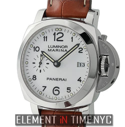 Luminor Marina 1950 3 Days Automatic White Dial