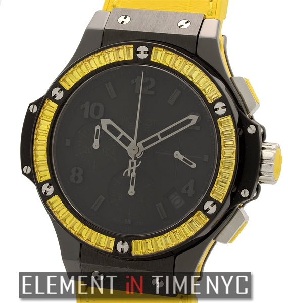 Tutti Frutti Lemon Black Dial 41mm