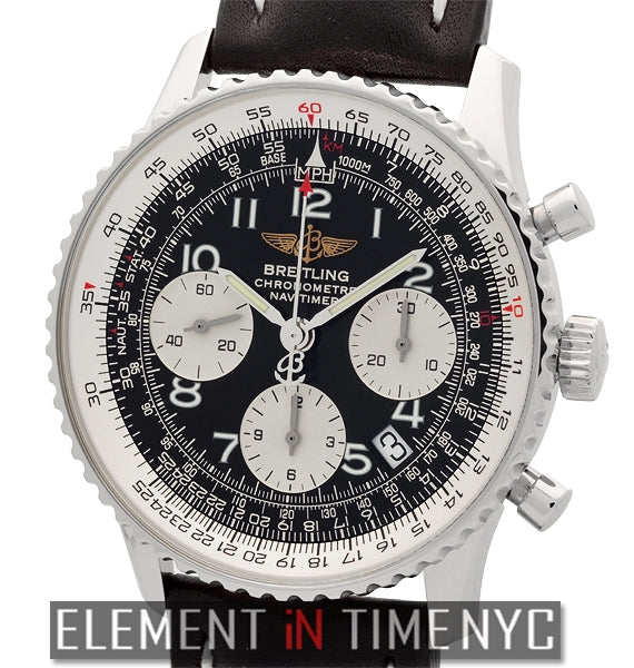 Navitimer 2003 Chronograph Stainless Steel 42mm