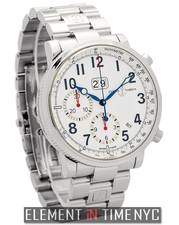 Annual Calendar Chronograph 40mm