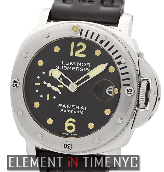Luminor Submersible Steel 44mm G Series Tritium Dial