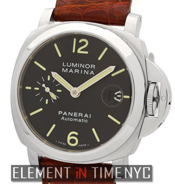 Luminor Marina 40mm Stainless Steel M Series