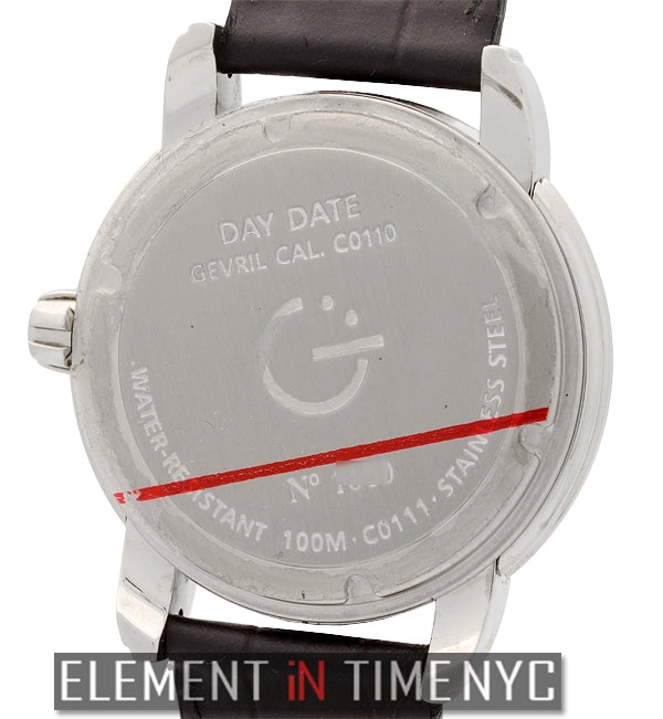 Day-Date Stainless Steel 38mm