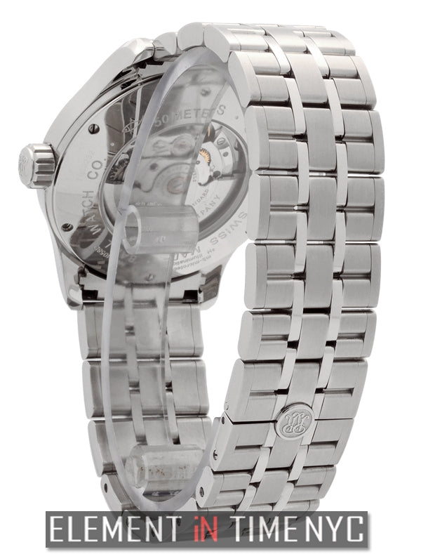 Cleveland Express Day-Date 41mm Silver Dial