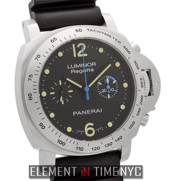 Luminor Regatta Chronograph Special Series 2008
