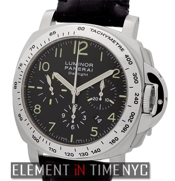 Luminor Daylight Chronograph 44mm Steel G Series