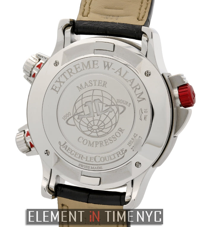 Extreme World Alarm Stainless Steel 46mm