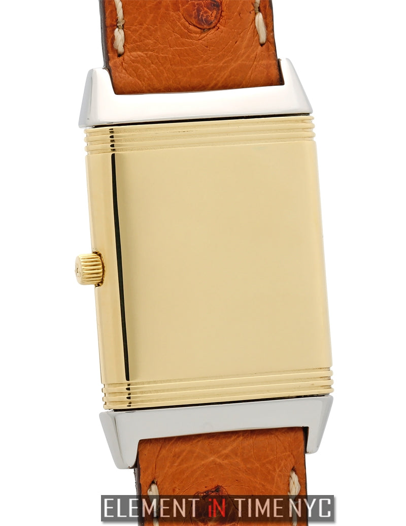 Classique Midsize 23mm Stainless Steel & 18k Yellow Gold
