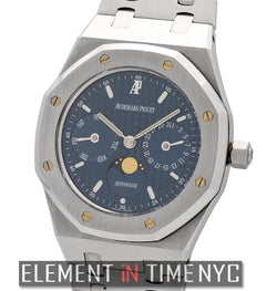 Day-Date Moonphase Stainless Steel 36mm