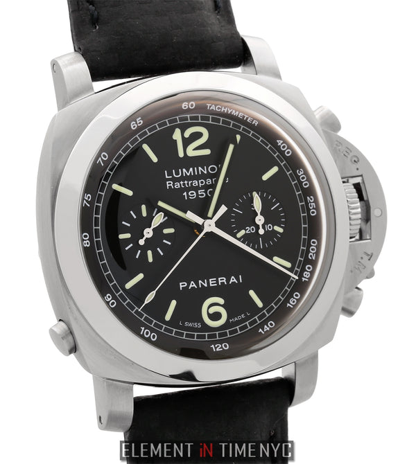 1950 Chronograph Rattrapante Steel 44mm