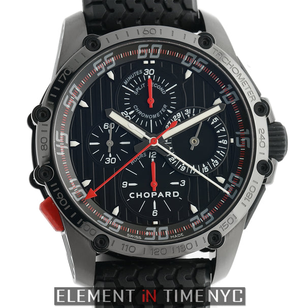 Superfast Chrono Split Second DLC Blackened Steel LTD ED