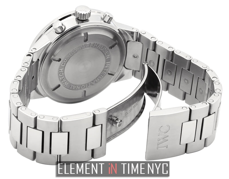 Stainless Steel Quartz White Dial 36mm