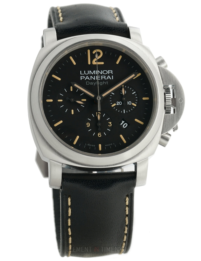 Luminor Daylight Chronograph Dirty Dial N Series 2012