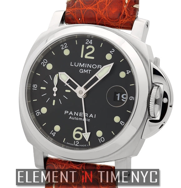 Luminor GMT 40mm Stainless Steel