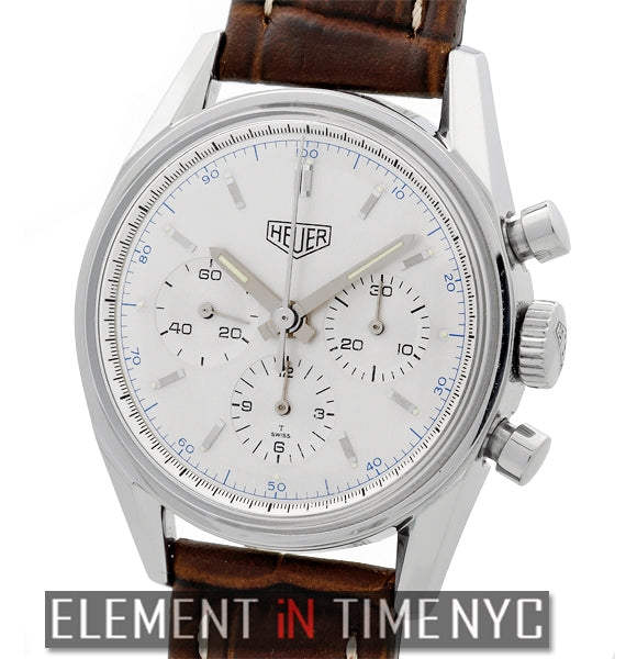 1964 Re-Edition Chronograph 35mm Silver Dial Lemania Movement