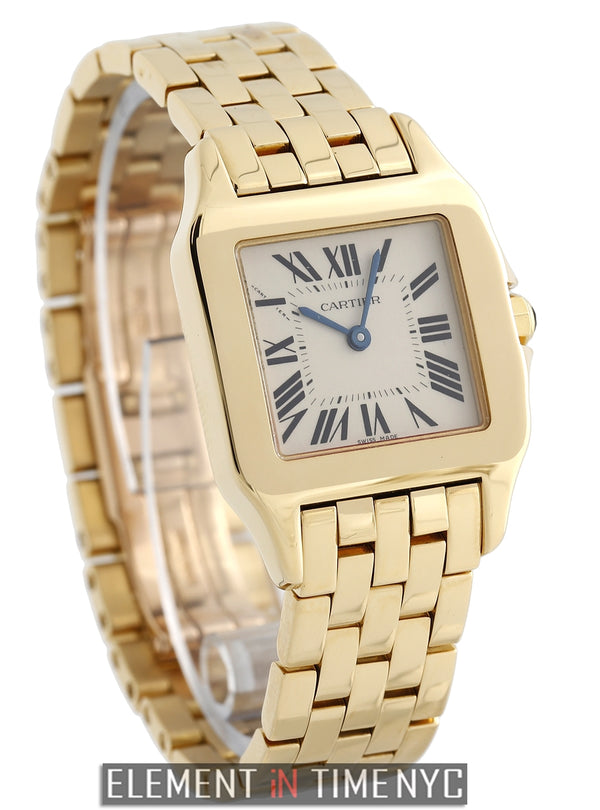 Santos Demoiselle Large 28mm 18k Yellow Gold