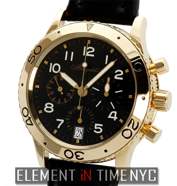 Type XX Transatlantique 18k Yellow Gold 39mm
