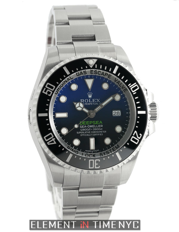 Deepsea D-Blue Dial 44mm James Cameron