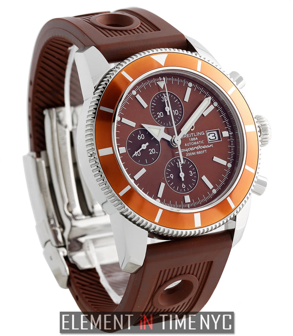 Heritage 46 Chronograph Brown Special Edition