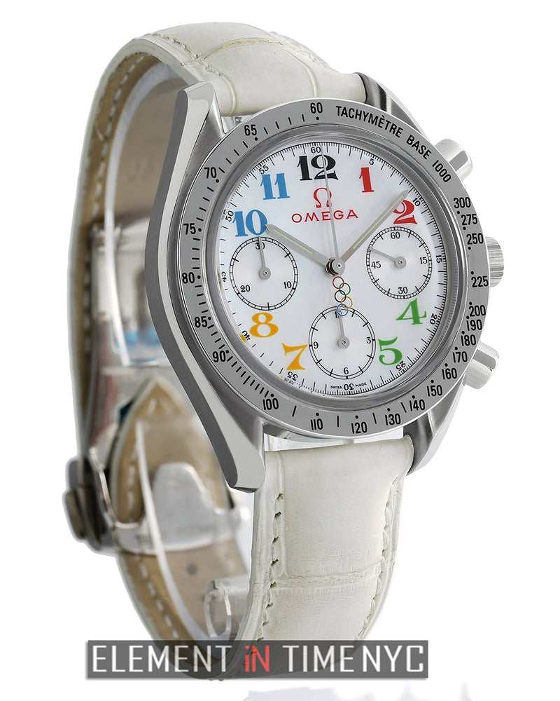 Olympic Edition Timeless Lady Chronograph 36mm London 2012