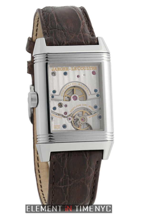 Grande Reverso 8 Days Exhibition Stainless Steel 29mm