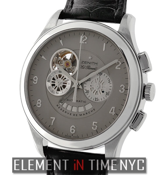 Grande Chronograph XXT Open Steel Power Reserve 43mm