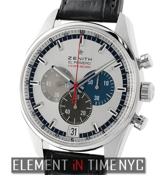Striking 10th Chronograph 42mm Stainless Steel LTD ED