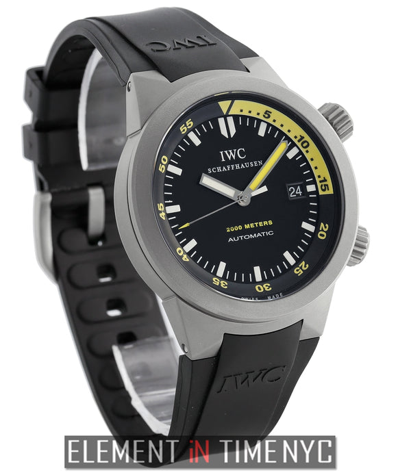 Aquatimer Automatic 2000 Titanium 42mm