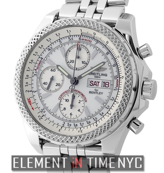 GT Chronograph 45mm Steel Special Edition