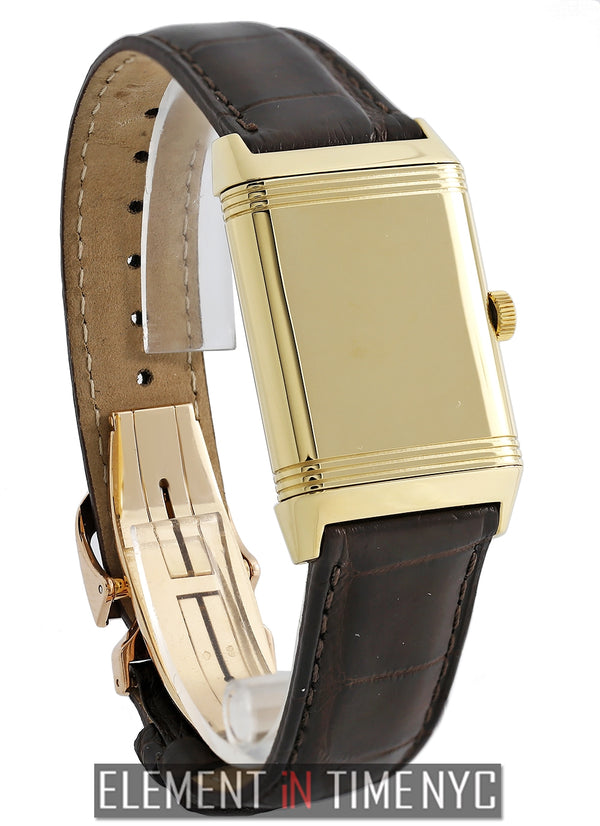 Reverso Grande Taille 18k Yellow Gold 26mm