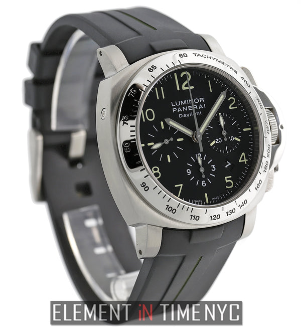 Luminor Daylight Chronograph 44mm Steel G Series 2004