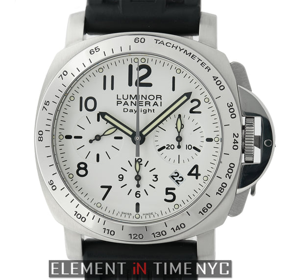Luminor Daylight Chronograph 44mm Steel I Series Circa 2006