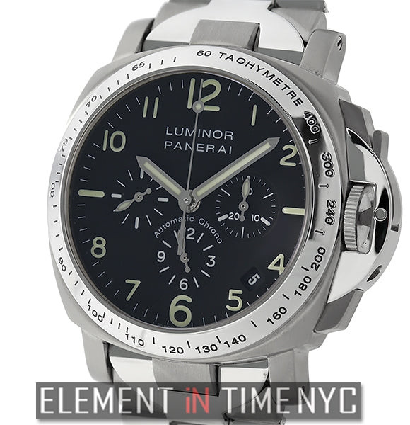 Luminor Chronograph Titanium 40mm Black Dial 2000