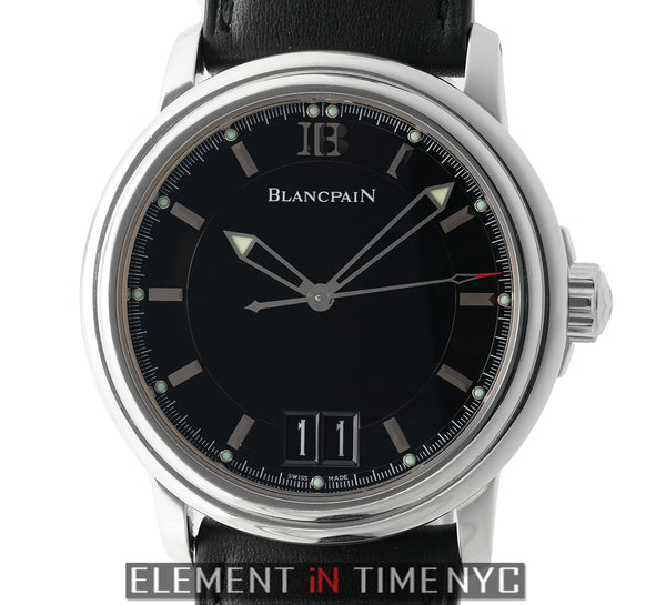 Grande Date 40mm Stainless Steel Black Dial 2007