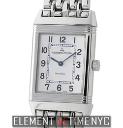 Reverso Classique Manual Wind Steel 23mm