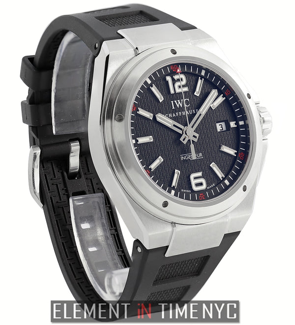 Ingenieur Automatic Stainless Steel Black Dial 46mm