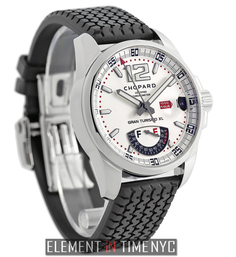 Gran Turismo XL Power Control 44mm White Dial