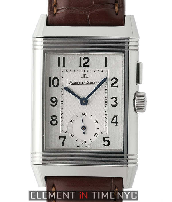 Reverso Duo Day & Night 26mm Steel Bracelet Included