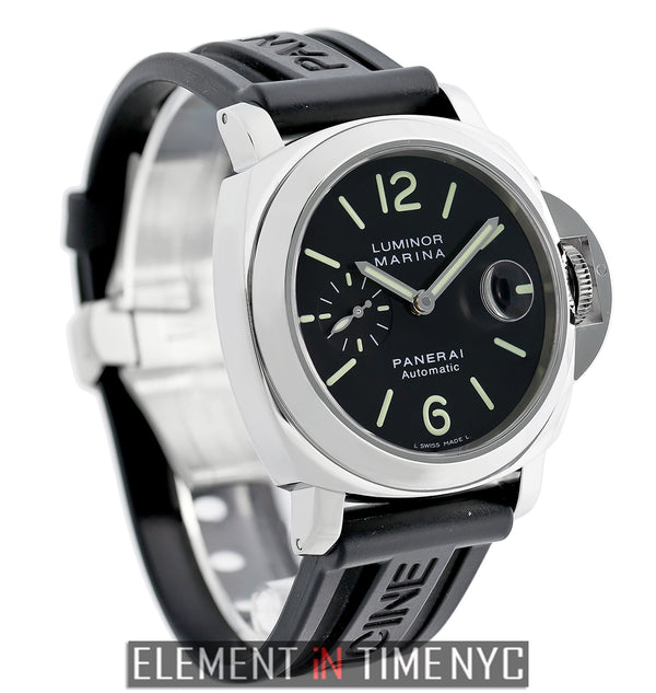 Luminor Marina Steel Black Dial 44mm 2005