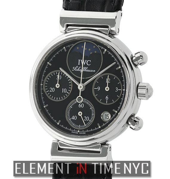 Da Vinci Moonphase Chronograph Stainless Steel 29mm