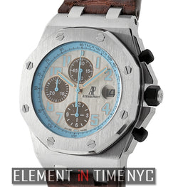 Montauk Highway Chronograph Stainless Steel 44mm LTD ED